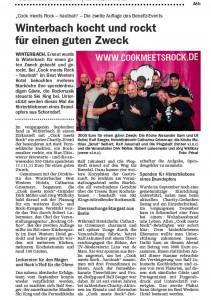 Bericht CmR - hautNAH(12.02.15)