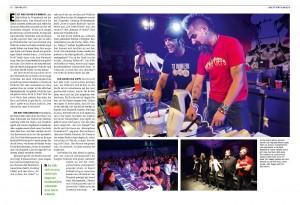 Bericht Zeitenspiegel Ausgabe 2015 Seite 2